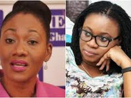 See How Ghanaians reacted to the Performance of Jean Mensa and Charlotte Osei (OPINION)