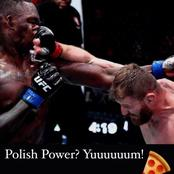 After Israel Adesanya Suffered Defeat Against Jan Blachowicz, See What Adesanya Posted On Twitter