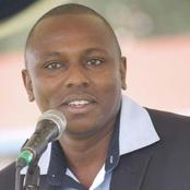 Kimani Ichung'wah's Late Night Message Predicts This Ahead of Today By election Leaving This Remarks