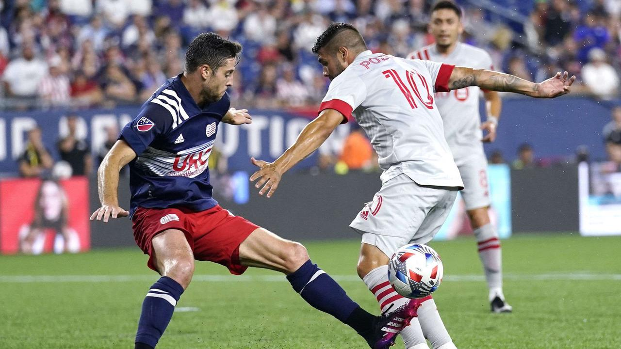 Revolution have one of their worst collapses of the Bruce Arena era and other observations in loss to lowly Toronto FC
