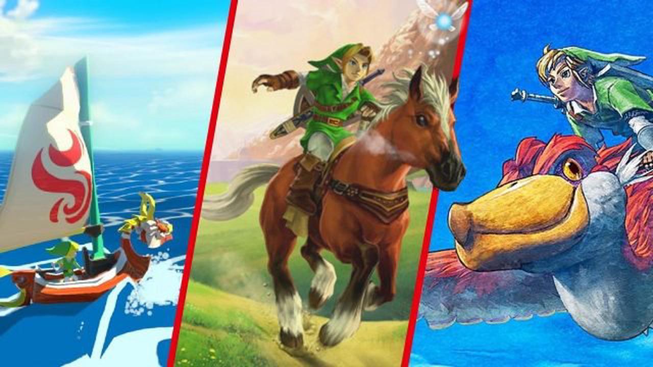 Aktueller Kommentar: Jedes Pre-BOTW 3D Zelda hat jetzt ein Remake, aber welches ist das Beste?