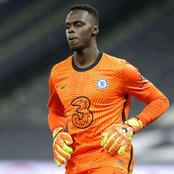Facts On Chelsea's Edouard Mendy Including His Relationship With Real Madrid Star Defender
