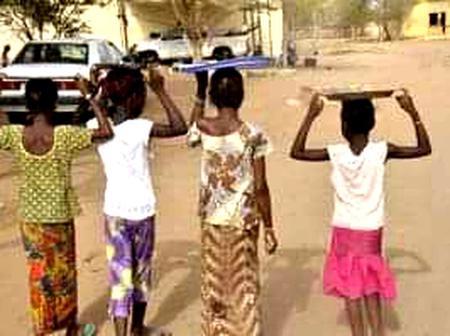 Sur les traces des enfants esclaves