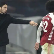 After Arsenal's 3-2 Victory Against Benfica, See What Arteta Said About This Player's Performance