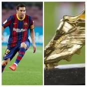 After Leo Messi Scored 2 Goals Against Elche, The Golden Boot Race Looks Far From Finish