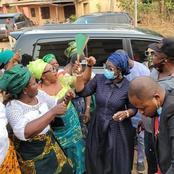 Anambra Election: Female Aspirant, Senator Ekwunife Meets PDP Delegates