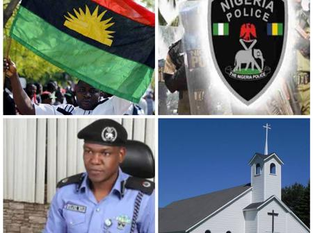 Police Finally Reveals How They Arrested Pastor Who Is Aiding IPOB To Kill Security Officers