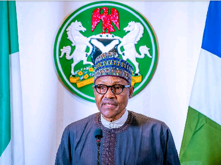 I Am Taking A Short Rest In London - Buhari