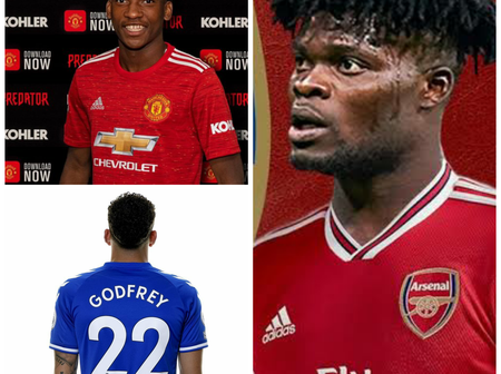 Deadline Day: All done deals including, Man U, Arsenal and Everton.