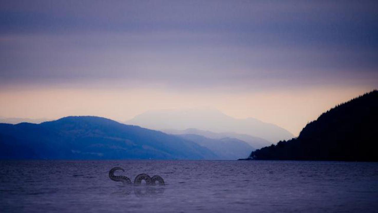 Monster von Loch Ness im Video: Neue Aufnahmen von Nessie? Drohne filmt Seeungeheuer