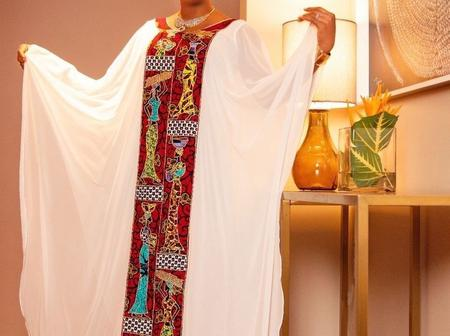 Classy Ladies, Slay Good In These 30 Alluring Boubou Styles This Easter
