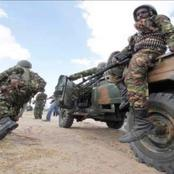 20 Al-shabaab Militants Are Killed And 4 Arrested With Serious Injuries