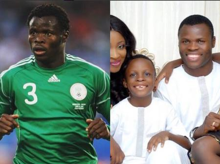 Remember Taye Ismaila Taiwo? Meet his beautiful family, wife and children (photos)