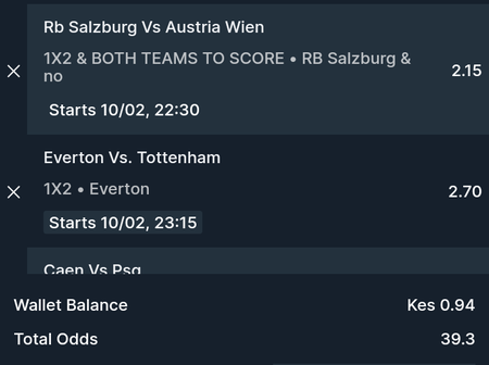 3 Matches To Win You 40k Today.