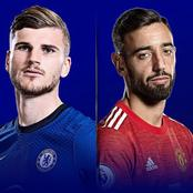 Predicted Chelsea Line-up (3-4-1-2) vs Man United, Giroud and Werner Start