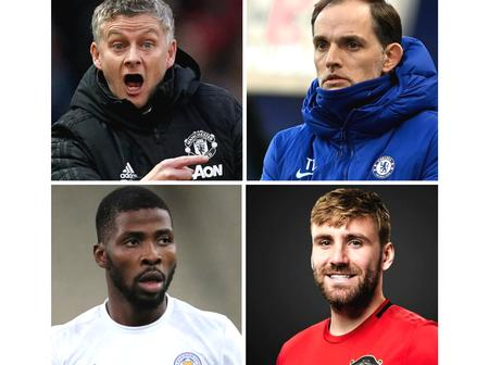 Winners of the EPL Player, Manager and Goal of the month awards announced