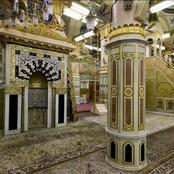 Paradise On Earth: Muslim Faithfuls Break Down In Tears As Saudi Authority Reopens Raudha