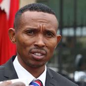 New Twist as Jicho Pevu Defends CS Macharia After ODM MP Threatened to Impeach him