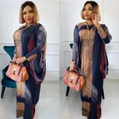 Catch Attention With These Lovely Kaftan Styles For Special Occasions