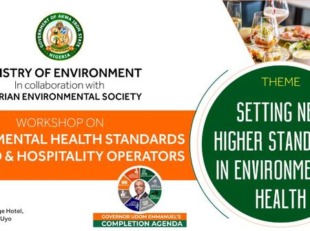 Akwa Ibom Govt Reiterates Commitment Towards Making The Environment Safe For All