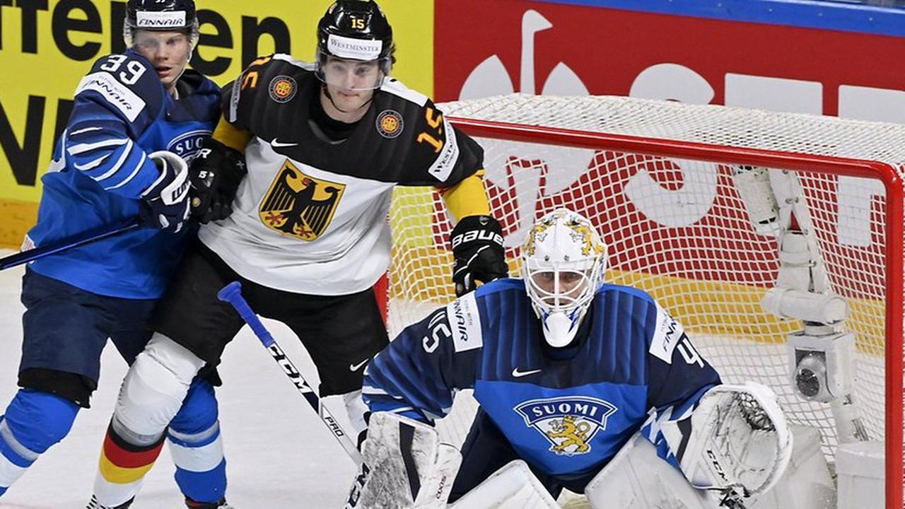 Halbfinale der Eishockey-WM: 1:2! Plachta trifft, Deutschland spielt auf den Ausgleich