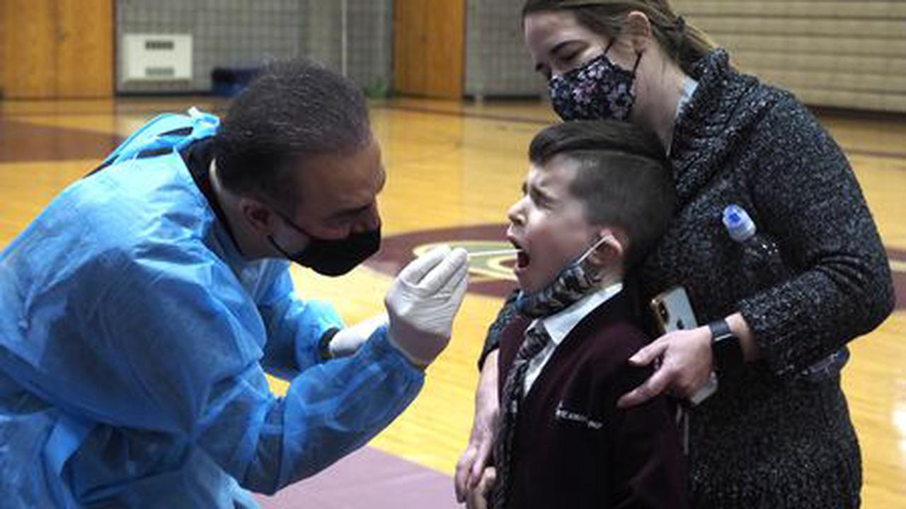 In-school coronavirus testing is embraced by private schools. Public schools, not so much.