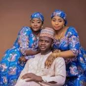 APC Youth Leader Reveals Why He Formally Married Two Wives On The Same Day