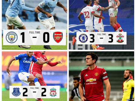 See the round up of today's EPL matches, review and table as Salah scores his 100th goal.