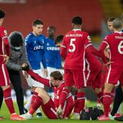 No team could adapt to Liverpool's injuries, says Robertson