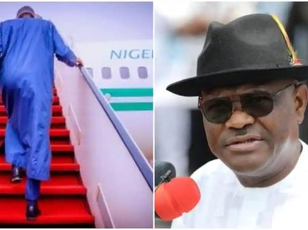 Why I Won't Travel Abroad For Medical Check-Up -Nigerian Governor Reveals Days After Buhari's UK Trip