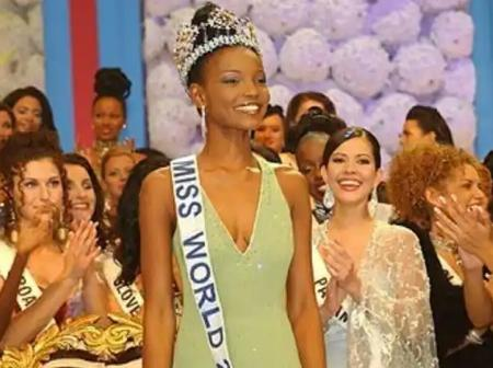 Black is Beautiful: Remember that epic and proudly Nigerian/African to have won Miss World in 2001