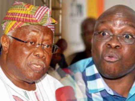 OBJ Sent Bode George To Jail Because Of PDP National Chairman Position – Fayose