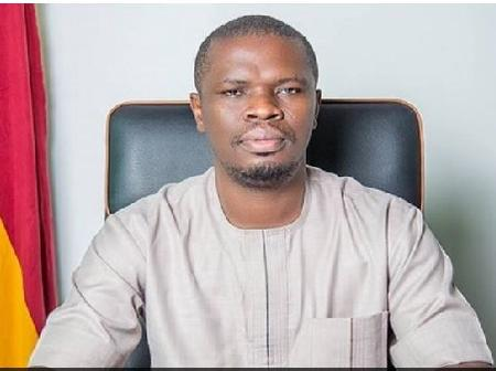 Sports Fraternity and the Youth, Meet Hon. Mustapha Yussif - New Youth and Sports Minister Nominee