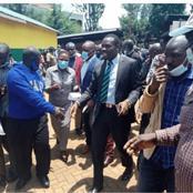 Mp Sylvanus Osoro Freed on Ksh 100,000 Bond