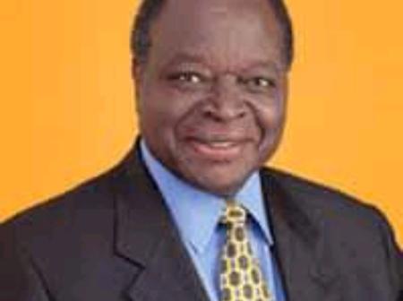 Netizens Name Former President Mwai Kibaki As The Best President