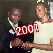 She's My Big Partner In Success, This Is What My Worthy Wife Represents 20 Years After Marriage- BKO