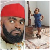 Chief Imo Stuns In Lovely Photos With His Little Daughter