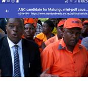 Former ODM Candidate's Name Missing On IEBC Vetting list For Matungu By-Election.