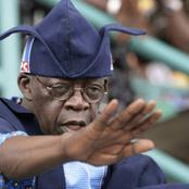 #ENDSARS: see what Nigerians that are in france did to Tinubu that made people happy
