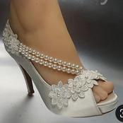 How to choose suitable wedding shoes for a bride - opinion