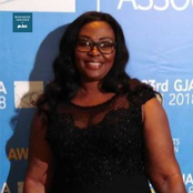 After Akushika Acquaye this is the second longest serving female journalist at Ghana Television