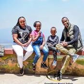 'Am Sorry' The Controversial Kikuyu Artist Samidoh Apologizes To His Wife And Fans