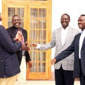 State House Insider Gives Condition to Support Ruto-Raila Alliance as Uhuru is Set to Meet Odinga