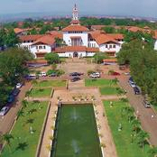 (Photos) See Different Between University Of Nigeria And University OF Ghana