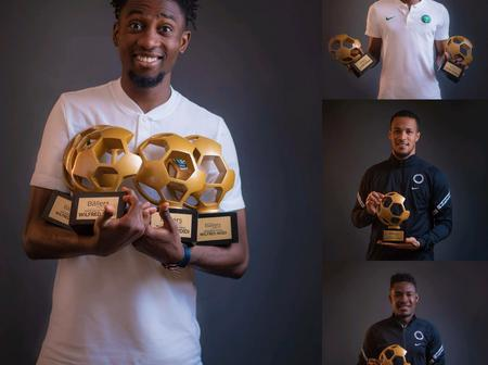 These Super Eagles Stars Received 10 Awards After They Qualified For AFCON 2022