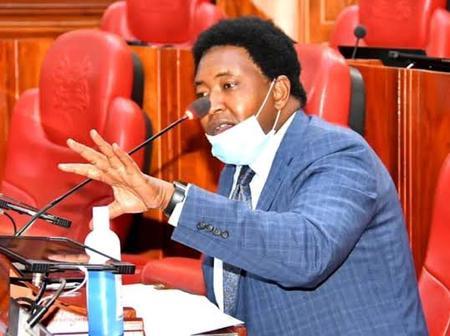 Senator Ole Kina Sparks Reactions From Kenyans After Posting This Tweet
