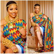 Nengi Dresses Up Like An African Queen As She Celebrates Ghana's Independence Day