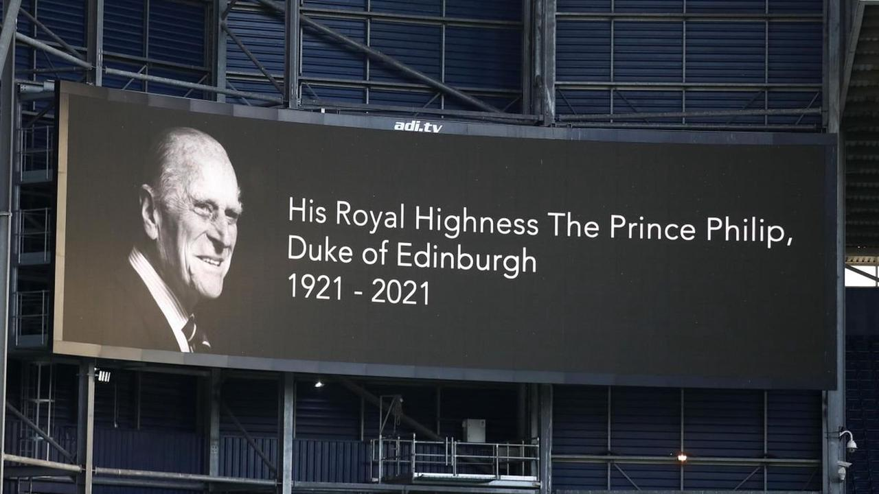 Sports news - British sports events moved to avoid clashes with Prince Philip's funeral on April 17