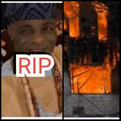 Headlines: Another Prominent Nigerian Is Dead; Fire Breaks Out In Aso Rock And Other Stories.