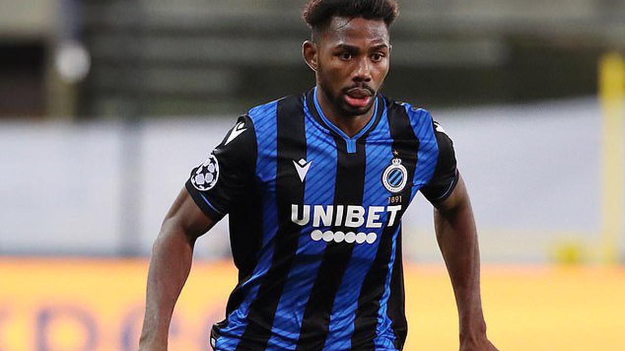 Premier League new boys Watford announce deal to sign Nigeria international striker Emmanuel Dennis from Belgian side Club Brugge